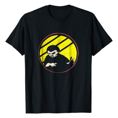 Kung Fun Man Martial Arts T-Shirt
